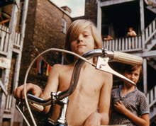 a boy ten year old in 1975